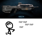 The Halo 4 BR...   and it's sex appeal by shred1894