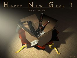 happy new gear by TheOutcast1821