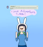 Adventure Time? by Silent-Shanin