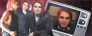 Gerard Way Animated banner by Nyssa-89