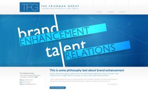 The Friedman Group Web Comp 2 by juannoguerol