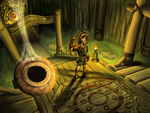 TP: The Forest Temple by somedreamingstatE