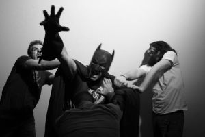 Gang Rape Batman by El-Cid-84