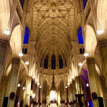 St. Patrick's Cathedral interior by LittleXevy