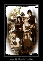 Steampunk 2 by ChrisPatrickLee
