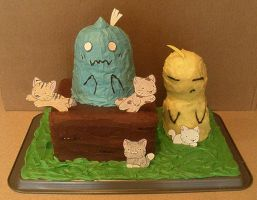 FMA Cake by Hagaren-Layer