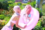 Otakon 2013 - Lightning and Serah(PS) 39 by VideoGameStupid