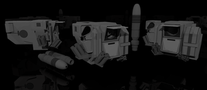 Anti-Armor Missile Turret wip1 by Jon-Michael-May