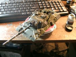Tamiya 1/35 Leopard 1 wip 3.4.1 by DelosQAndrews