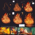 Tutorial How I make the Fire by Caphricorn