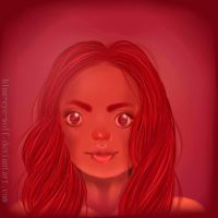 Red hair by expectatinqs