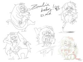 Whatiswrongwithzombiebabywhatthefuuuuuuuu by Antwort