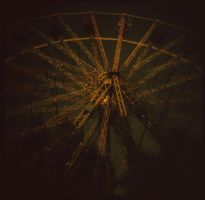 ferris wheel by golehm