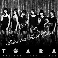 T-ara - Like the First Cover by 0o-Lost-o0