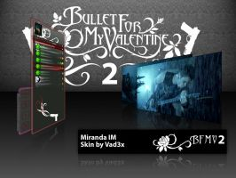 Bullet From My Valentine2 Skin by vad3x