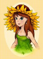 Sunflower by AtticCreationz2