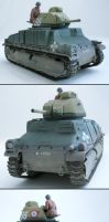 SOMUA S35 by Bang-Doll-SSI