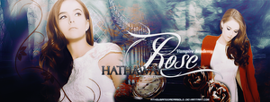 Rose Hathaway - Vampire Academy. by AThousandDreamsOld