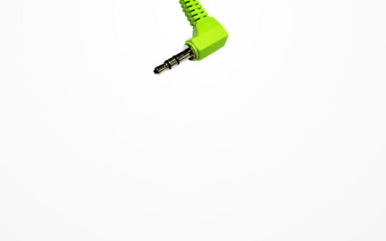 The Green Plug by miksago