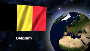 Flag Wallpaper - Belgium by darellnonis