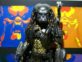 Hot Toys Celtic Predator by ShadowPredator2012