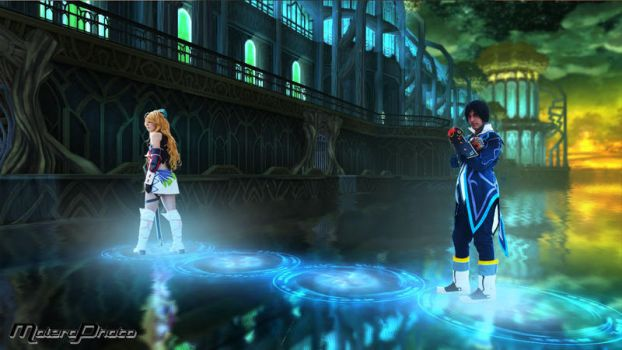Tales of Xillia by Misalovesdrawing
