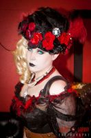 Illsabelline with a Red Hat by AzreGreis