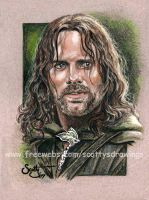 Aragorn by scotty309