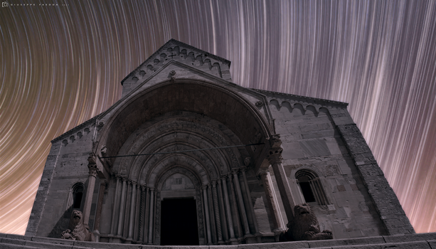 Star Trails by Brasscal