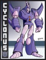 Guido's Cyclonus by stourangeau