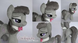 Tavi custon plush by Chibi-pets