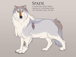 Spade Reference by Tazihound