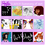 Art 2013 by Psylla