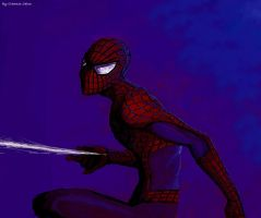 spidey by molcray