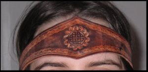 Celtic crown by akinra-workshop