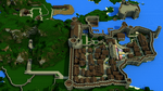 City of Arget, Aerial view by Ragni-Hefthyn