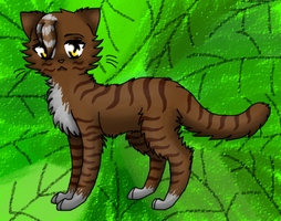 9. Leafpool by KatoftheNight