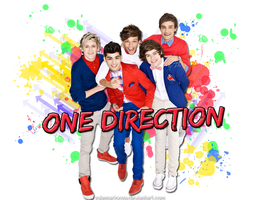 One direction by zulemaripoza