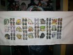 Final Fantasy 3/6 Cross Stitch COMPLETED! by PolygonRainbow