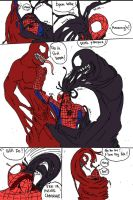 Spidey's Big Day Page 2 by haggith