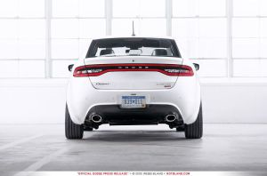 2013 Dodge Dart R/T 19 - Press Kit by notbland