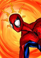 Spidey Senses by Cosmodious