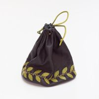 Leather Pouch by scargeear