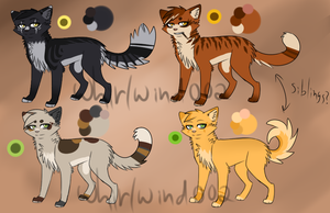 Cat adopts -Closed- by Feradopts