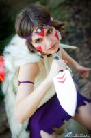 Princess Mononoke: Can You Save Her? by lovelyyorange