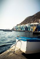 Fishing port Sifnos by makhor