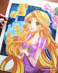 +Tangled-I See the Light+ by larienne