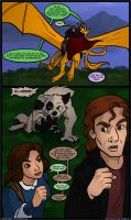 The Realm of Kaerwyn Issue 8 Page 74 by JakkalWolf