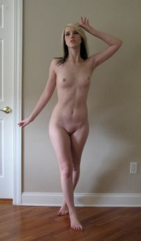 Nude Stock 6 by KristabellaDC3