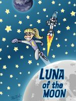 Luna of the Moon by herrenmedia